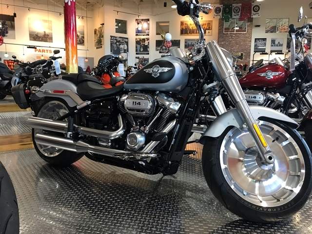 2020 Harley-Davidson Softail Fat Boy 114 at Shenandoah Harley-Davidson®