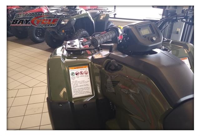 2021 Honda FourTrax Rancher 4X4 at Bay Cycle Sales