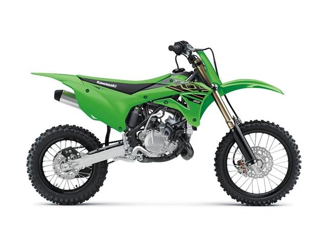 2021 Kawasaki KX 85 at Lynnwood Motoplex, Lynnwood, WA 98037