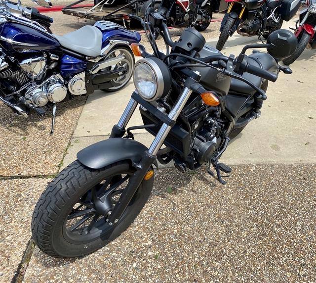 2019 Honda Rebel 500 at Shreveport Cycles