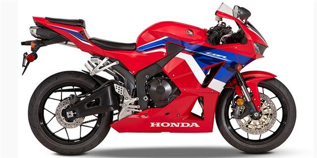 2021 Honda CBR600RR Base at Clawson Motorsports