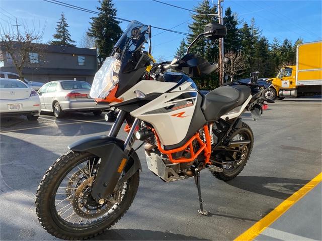 2017 KTM Adventure 1090 R at Lynnwood Motoplex, Lynnwood, WA 98037