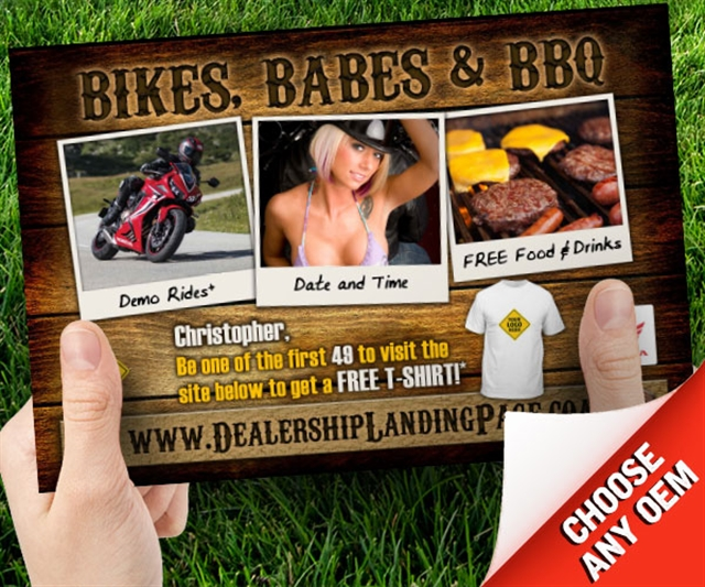 Bikes, Babes, & BBQ Powersports at PSM Marketing - Peachtree City, GA 30269