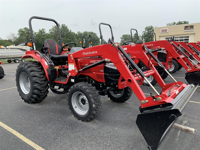 2019 Mahindra 16264FHIL 1626 HST OS at ATVs and More