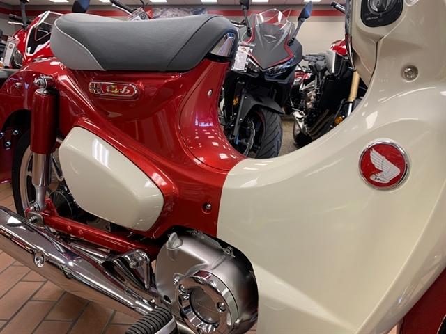 2020 Honda Super Cub C125 ABS at Mungenast Motorsports, St. Louis, MO 63123