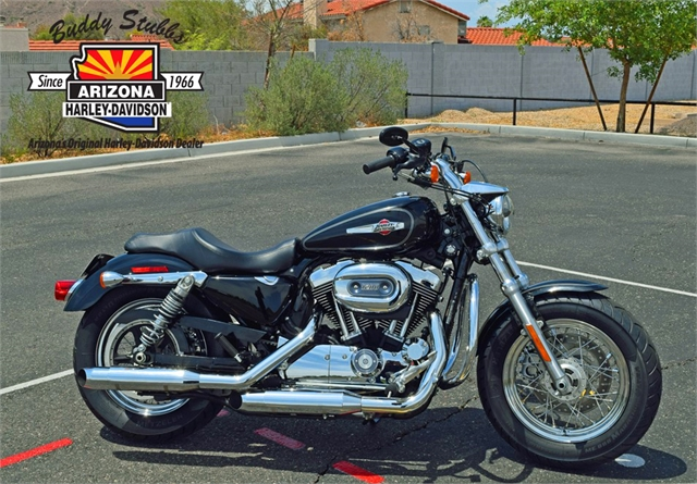 2017 Harley-Davidson Sportster 1200 Custom at Buddy Stubbs Arizona Harley-Davidson