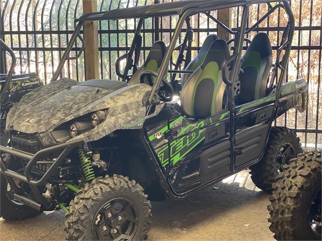 2021 Kawasaki Teryx4 LE at Extreme Powersports Inc