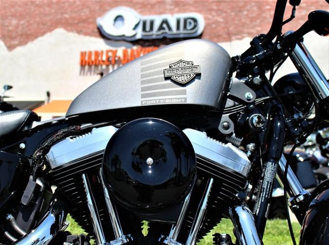 2017 Harley-Davidson Sportster Forty-Eight at Quaid Harley-Davidson, Loma Linda, CA 92354