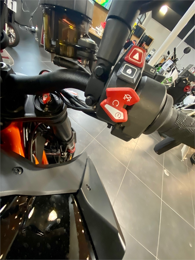 2021 KTM SUPER DUKE 1290 R at Shreveport Cycles