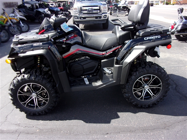 2019 CFMOTO CFORCE 800 XC at Bobby J's Yamaha, Albuquerque, NM 87110