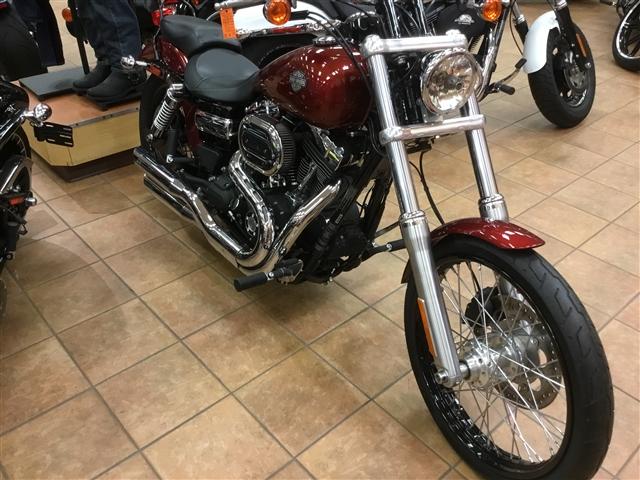 2016 Harley-Davidson Dyna Wide Glide at Bud's Harley-Davidson Redesign