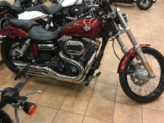2016 Harley-Davidson Dyna Wide Glide at Bud's Harley-Davidson, Evansville, IN 47715