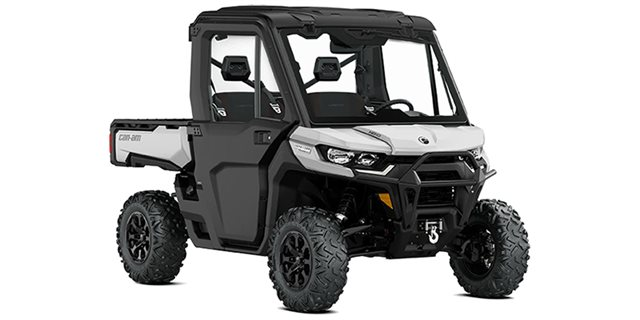 2021 Can-Am Defender MAX Limited HD10 at Riderz