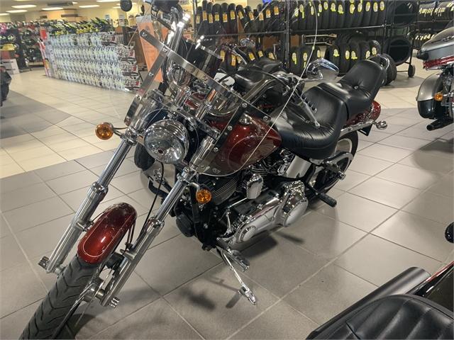2009 Harley-Davidson Softail Custom at Star City Motor Sports