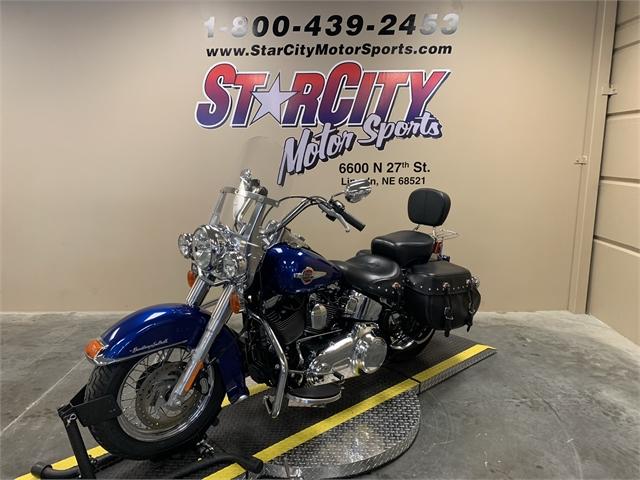 2016 Harley-Davidson Softail Heritage Softail Classic at Star City Motor Sports