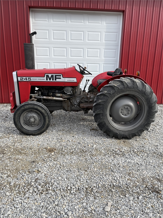 1995 Massey Ferguson 245 GAS at Thornton's Motorcycle - Versailles, IN