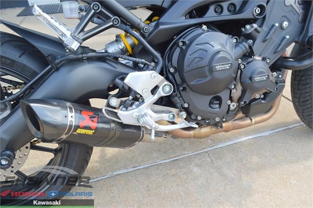 2015 Yamaha FZ 09 at Shawnee Honda Polaris Kawasaki