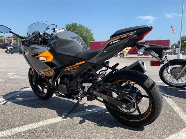 2018 Kawasaki Ninja 400 ABS at Mungenast Motorsports, St. Louis, MO 63123