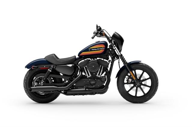 2020 Harley-Davidson Sportster Iron 1200 at Zips 45th Parallel Harley-Davidson