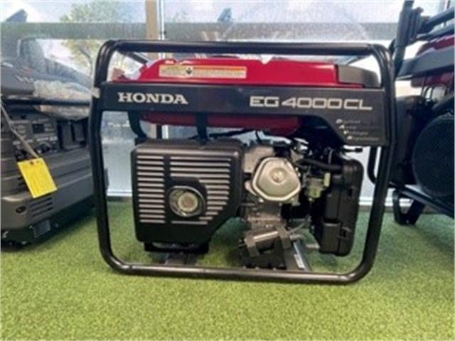 2020 Honda Power Equipment EG4000CLAG at Columbanus Motor Sports, LLC