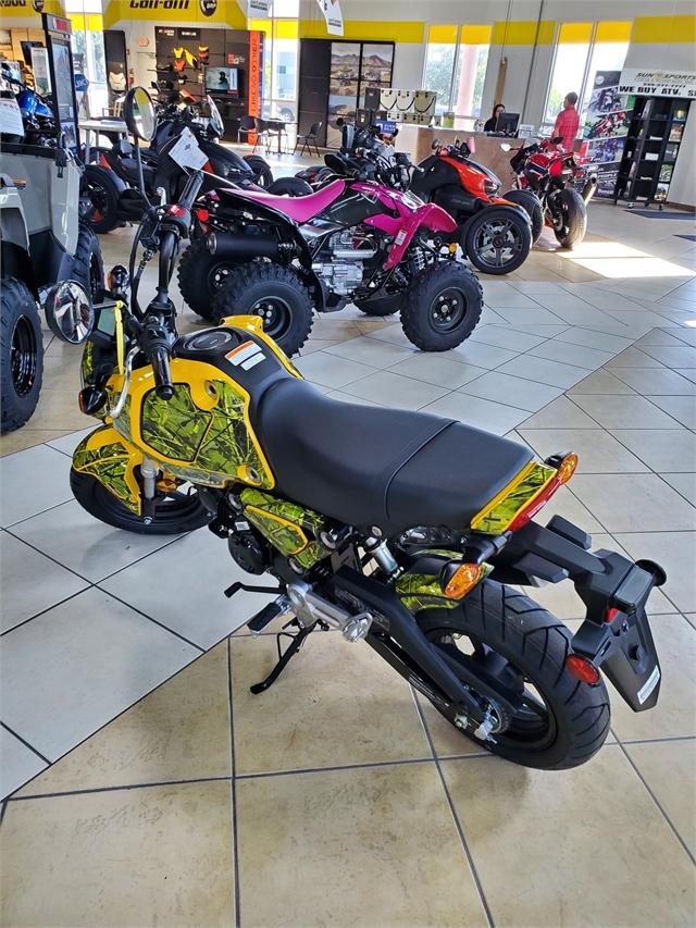 2022 Honda Grom Base at Sun Sports Cycle & Watercraft, Inc.