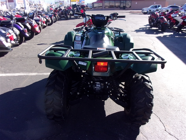 2019 Yamaha Kodiak 700 EPS Green at Bobby J's Yamaha, Albuquerque, NM 87110