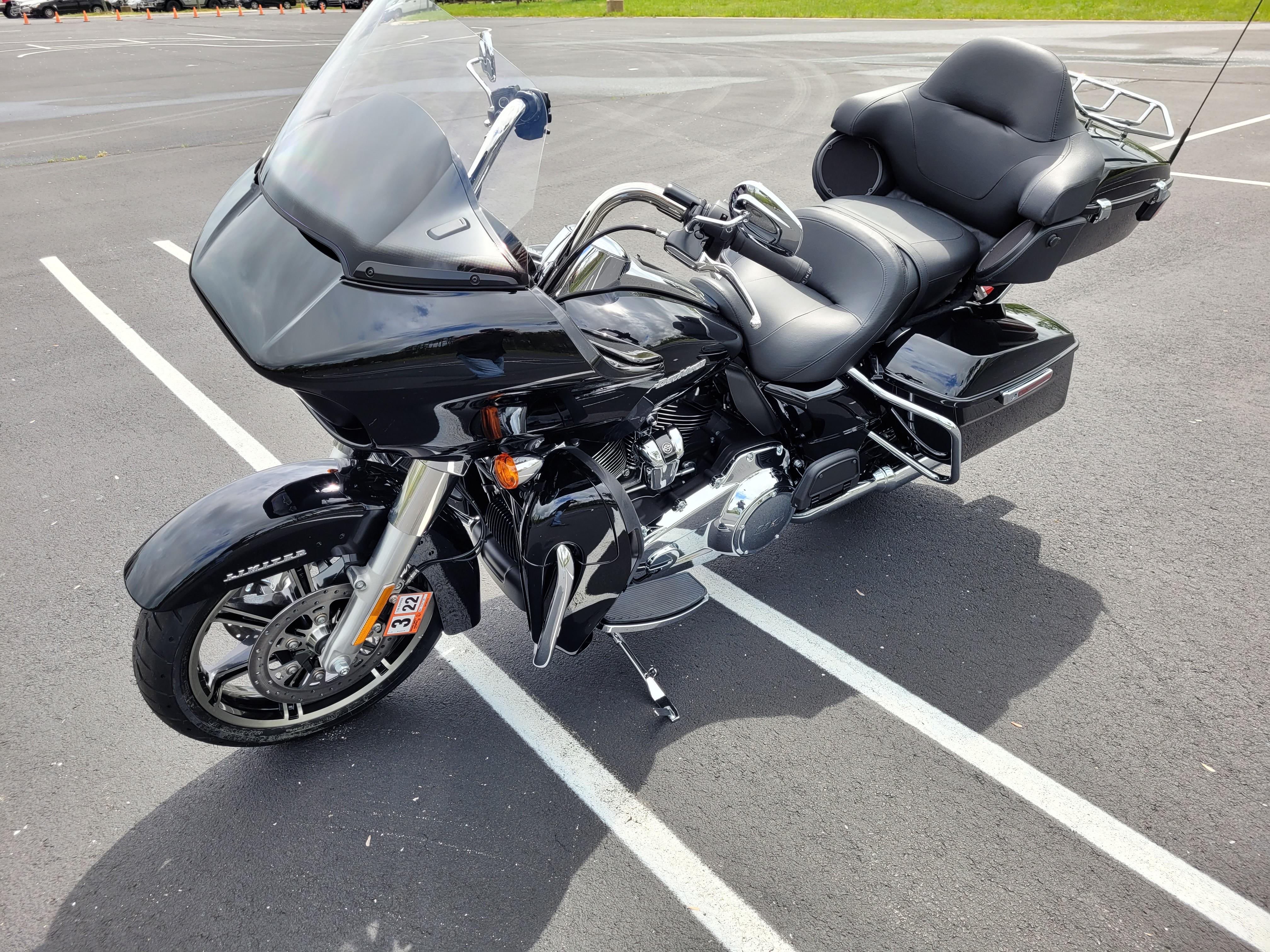 2021 Harley-Davidson Touring FLTRK Road Glide Limited at Richmond Harley-Davidson