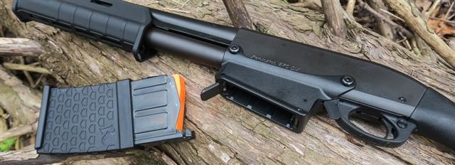 2019 Remington Model 870 TAC-14 DM at Harsh Outdoors, Eaton, CO 80615