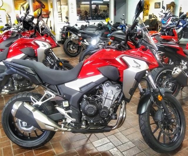 2020 Honda CB500X Base at Wild West Motoplex