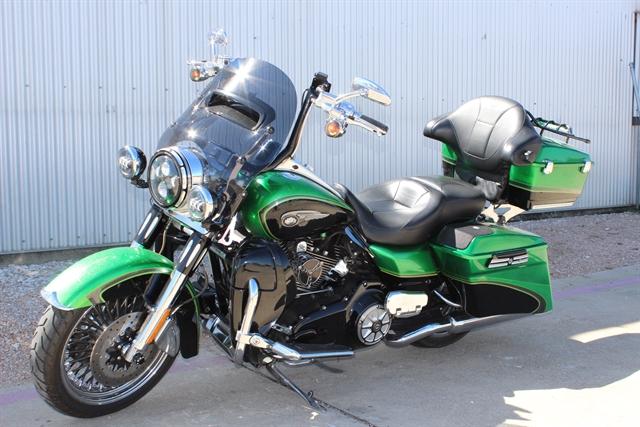 2013 Harley-Davidson Road King CVO 110th Anniversary Edition at Gruene Harley-Davidson