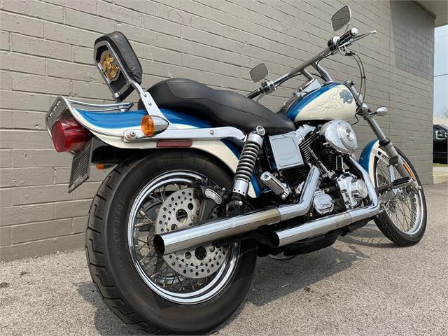 2001 Harley-Davidson FXDWG at cannonball harley-davidson