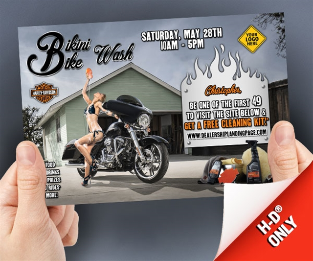 Bikini Bike Wash Powersports at PSM Marketing - Peachtree City, GA 30269