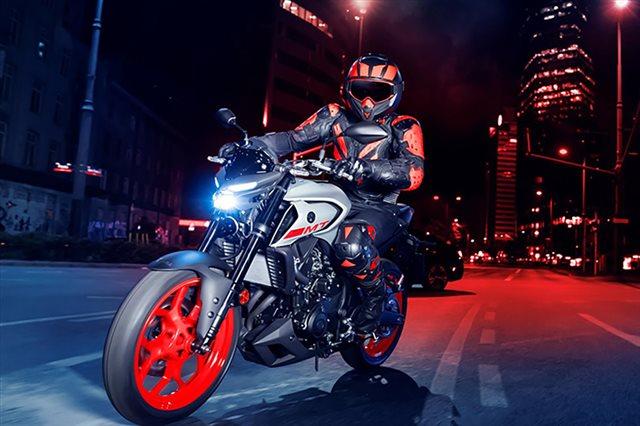 2020 Yamaha MT 03 at Extreme Powersports Inc