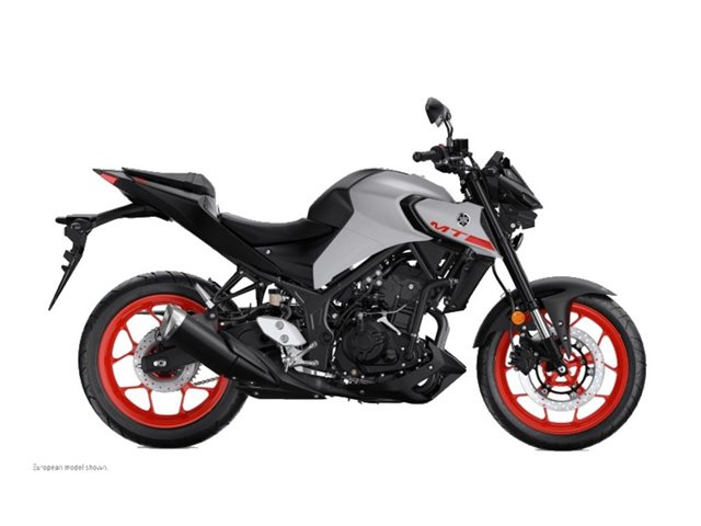 2020 Yamaha MT-03 at Friendly Powersports Baton Rouge