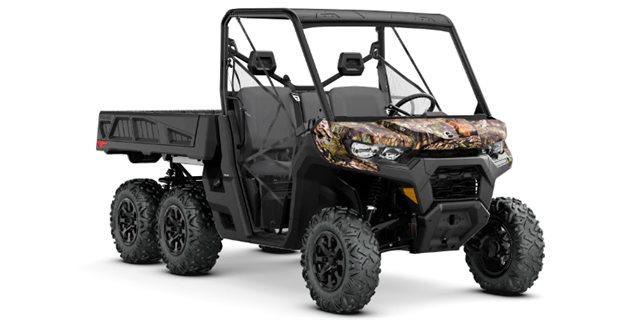 2020 Can-Am Defender 6X6 DPS HD10 at Wild West Motoplex