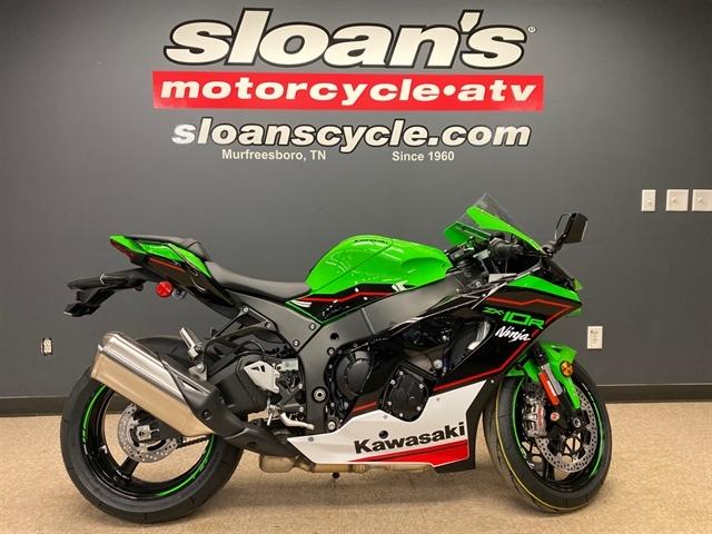 2021 Kawasaki Ninja ZX-10R ABS KRT Edition at Sloans Motorcycle ATV, Murfreesboro, TN, 37129