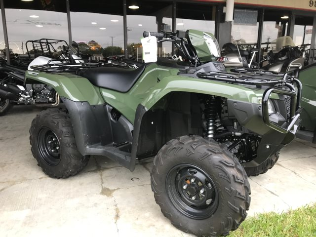 2018 Honda FourTrax Foreman Rubicon 4x4 Automatic DCT EPS at Dale's Fun Center, Victoria, TX 77904