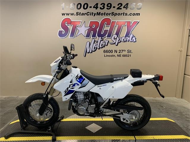2021 Suzuki DR-Z 400SM Base at Star City Motor Sports
