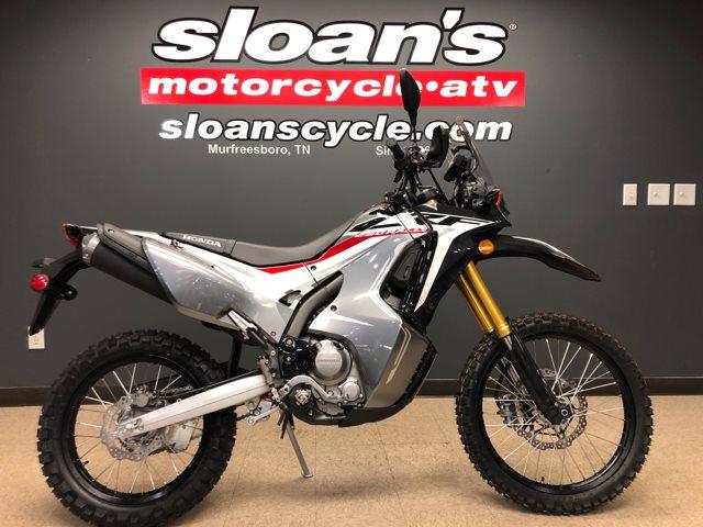 2018 Honda CRF® 250L Rally at Sloan's Motorcycle, Murfreesboro, TN, 37129