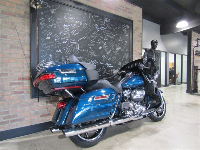 2020 Harley-Davidson Touring Ultra Limited at Cox's Double Eagle Harley-Davidson
