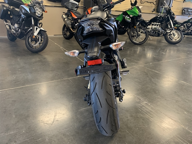 2017 Kawasaki Z650 ABS at Star City Motor Sports