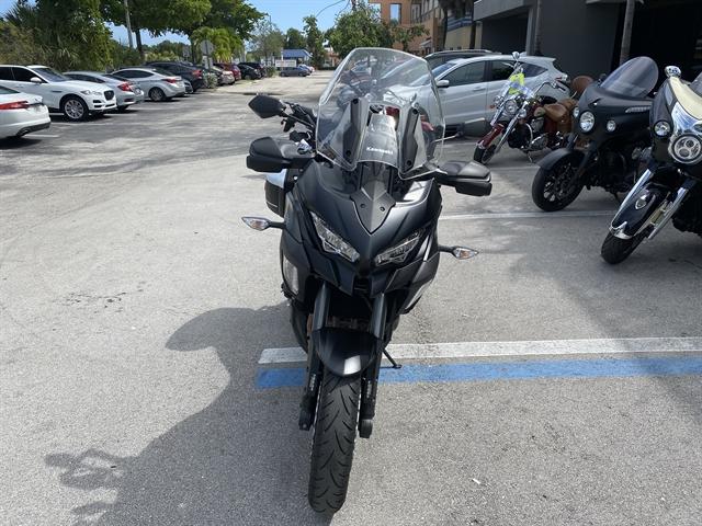 2019 Kawasaki Versys 1000 SE LT+ at Fort Lauderdale