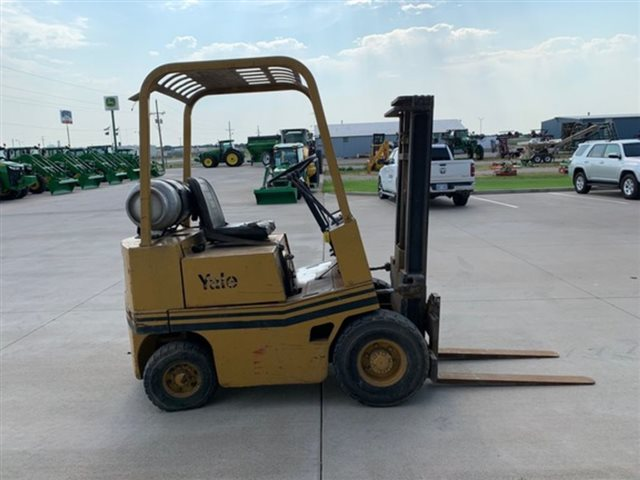 1980 Yale Forklift at Keating Tractor