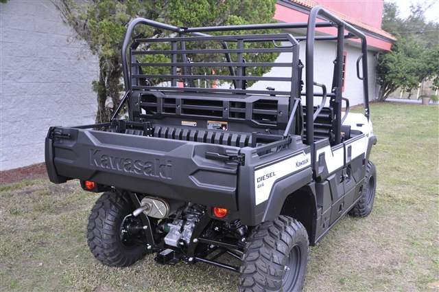 2019 Kawasaki Mule PRO-DXT Diesel EPS at Seminole PowerSports North, Eustis, FL 32726