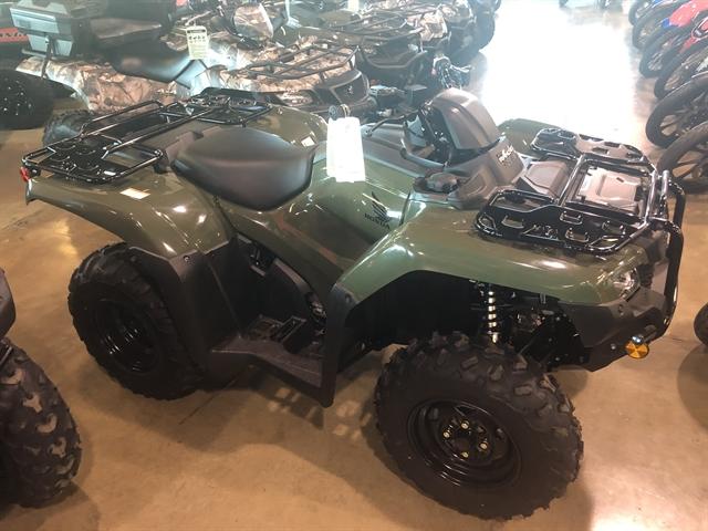 2020 Honda FourTrax Rancher Base at Kent Powersports of Austin, Kyle, TX 78640
