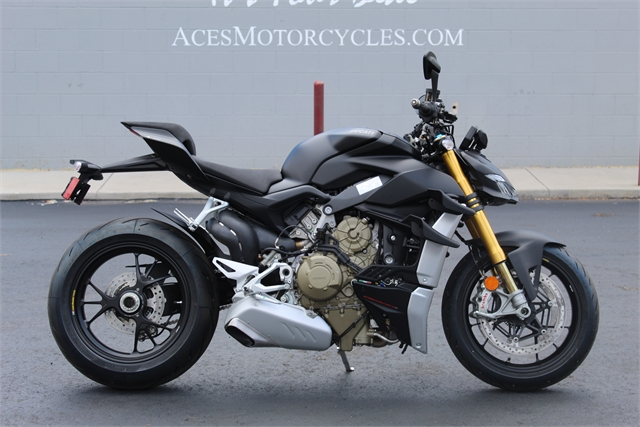 2021 Ducati Streetfighter V4 S at Aces Motorcycles - Fort Collins