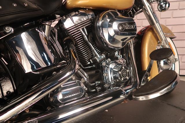2017 Harley-Davidson Softail Heritage Softail Classic at Wolverine Harley-Davidson