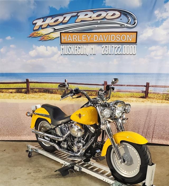 2000 Harley-Davidson FLSTF Fat boy at Hot Rod Harley-Davidson