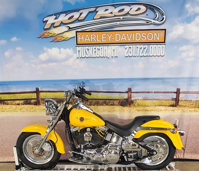 2000 Harley-Davidson FLSTF Fat boy at Hot Rod Harley-Davidson