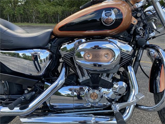 2008 Harley-Davidson Sportster 1200 Custom at Bumpus H-D of Jackson